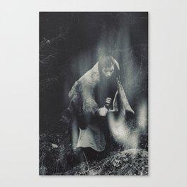 The Shamans Dance Canvas Print