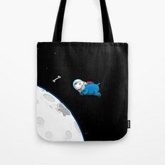Spacedoggy Tote Bag