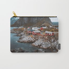 Hamnoy Village Carry-All Pouch