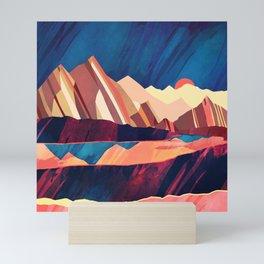 Desert Valley Mini Art Print