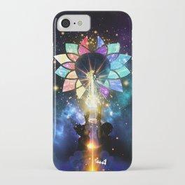 Kingdom Hearts - Combined Keyblade iPhone Case
