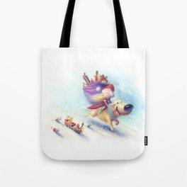 Christmas Companion Tote Bag