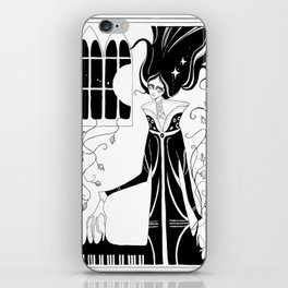 The Spell iPhone Skin