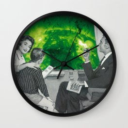 Radioactive Tourism: Part 1 Wall Clock
