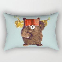 No Care Bear - My Sleepy Pet Rectangular Pillow