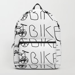 a few Bicycles Backpack