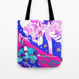 Skeleton Spectacular Tote Bag