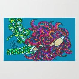 Meerjungfrau Rug