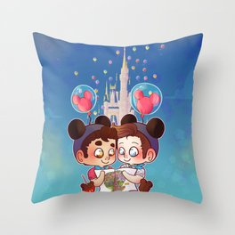 Sweet Day Throw Pillow