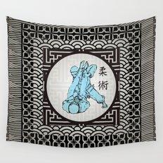 Jiu Jitsu No.1 Wall Tapestry