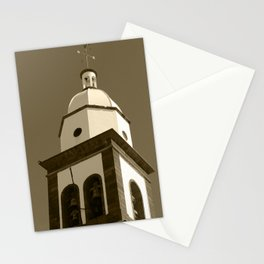 San Gines Belltower Lanzarote Tint Stationery Cards