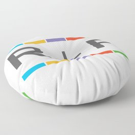 RF Consultant Skin-Care Floor Pillow