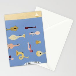 muSEAc Stationery Cards