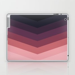 Purple Thunder Storm Laptop & iPad Skin