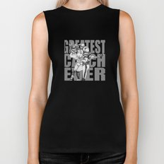 GREATEST CATCH EVER Biker Tank