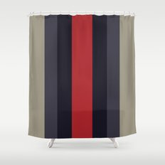 Gucci and Me Shower Curtain