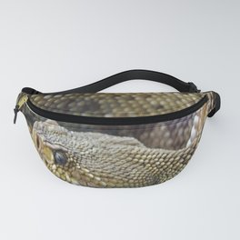 Rattle Snake Fanny Pack