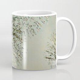 Light in the Pine -- Abstract Botanical Long Leaf Pine  Coffee Mug