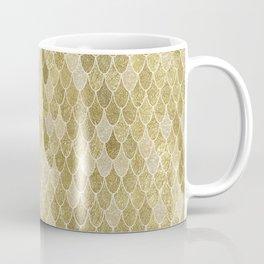 Golden Mermaid Coffee Mug