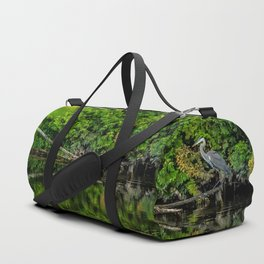 Lesson in Stillness Duffle Bag