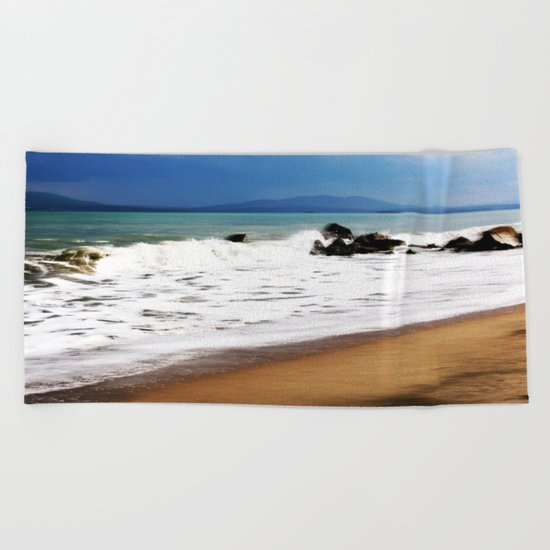 Beach Beach Towel