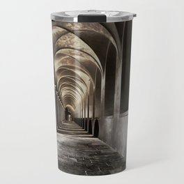 Arched Hallway Travel Mug
