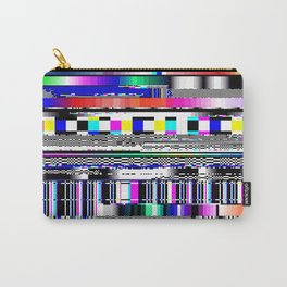 Glitch Ver.1 Carry-All Pouch