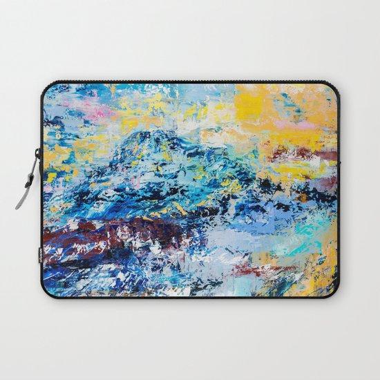 Visionary mountain Laptop Sleeve