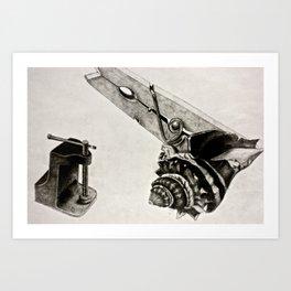 Odds & Ends Art Print