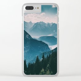 Landscape of dreams #photography Clear iPhone Case