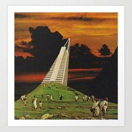 Ethiopia! Art Print