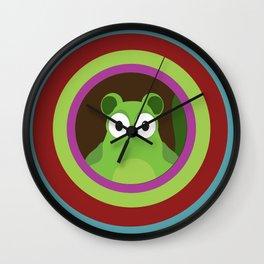 Vacka psycadelic Wall Clock