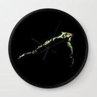 master chief Wall Clocks featuring ::::: Nur Master Chief ::::: by NurRahman