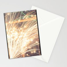 Happy 4th of July 2011 2 Stationery Cards