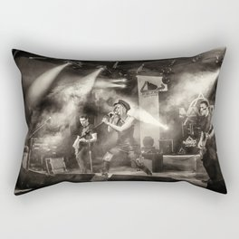 Anna and The Barbies Music Band Gig  Rectangular Pillow