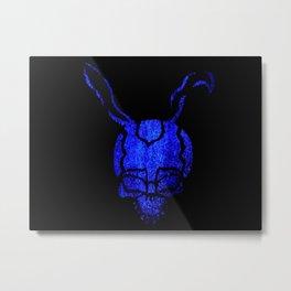Donnie Darko glow stencil Metal Print