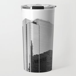 Boston Rooftop Views Travel Mug