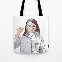 Self development Tote Bag