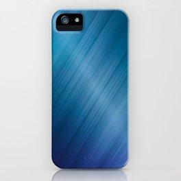 Jelly Bean & Blue Shades Metallic Pattern iPhone Case