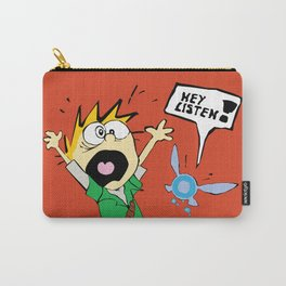 Calvin the Timeless Hero Carry-All Pouch