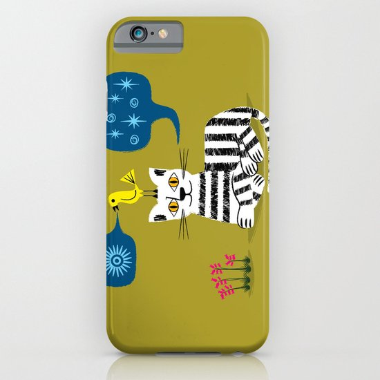 The Conversation iPhone & iPod Case