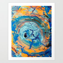thats absolutely cracking!  Art Print