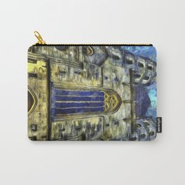 St Stephens Cathedral Vienna Van Goth Carry-All Pouch