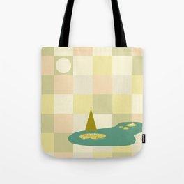 Zen Tile Tote Bag