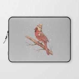 First Snow - colour option Laptop Sleeve