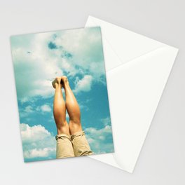 Sky rocket Stationery Cards