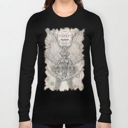 Archangel Raguel Long Sleeve T-shirt