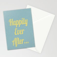 Happily Ever After... Stationery Cards