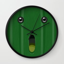 Final Fantasy: Cactuar Wall Clock
