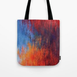 Hell Flame Tote Bag
